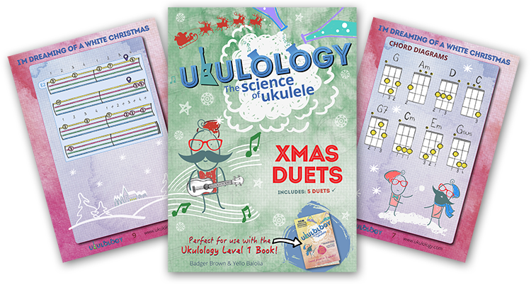 Ukulele Christmas Songs and Duets