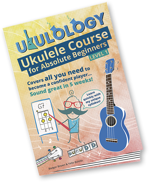Ukulology Easy Ukulele Songs to play - free PDF download
