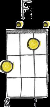 Basic-ukulele-chords-F